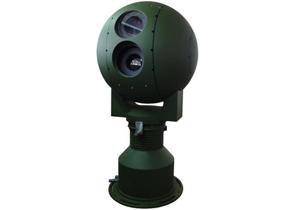 高清双光谱森林防火夜视仪